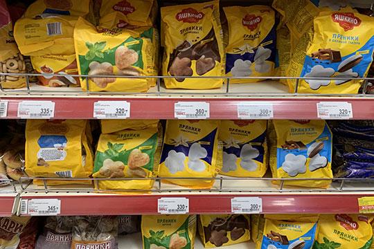 Все магазины в Казахстане завалены российскими продуктами, в чем мы лично убедились