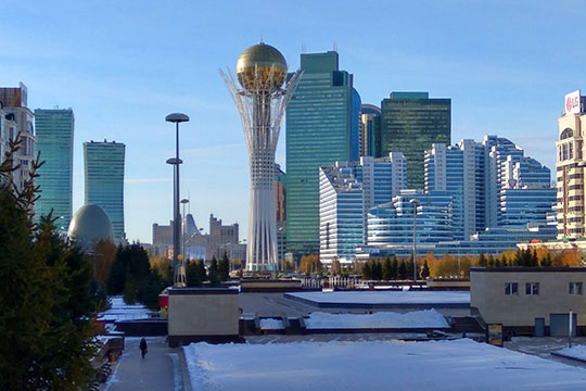 «Недай бог нам оказаться вроли Крыма»: спецрепортаж «БИЗНЕС Online» изКазахстана