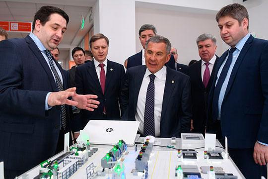 Рустам Минниханов: «Если предприятия незапустят цифровой переход– окажутся напериферии»