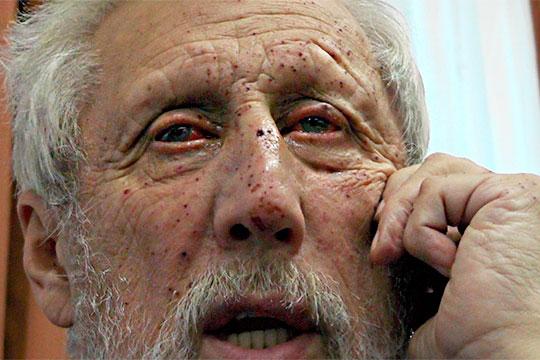 15октября прошлого года неизвестный подложил взрывное устройство на рабочий стол Михаила Скоблионка, витогеего госпитализировали вбольницу снезначительным ущербом для здоровья
