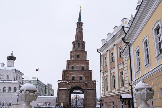 Появилась информацияотом, что натерритории Казанского кремля установят памятник Сююмбике авторстваКамиля Муллашева