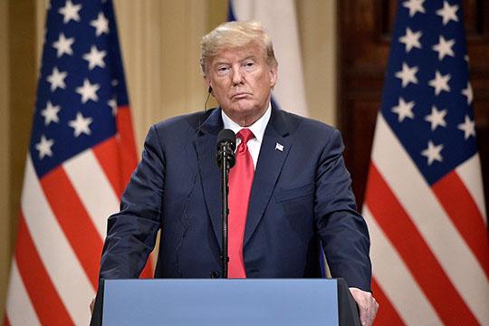 «Прежний порядок разрушен победительной ногойДональда Трампа, трусостью исоглашательством его оппонентов»