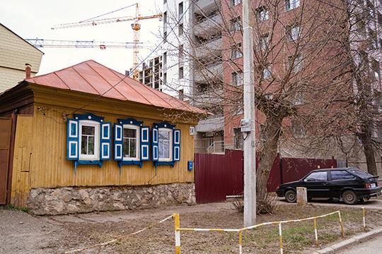 Дом имама Сатаева