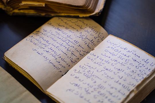 «Мы нашли рукопись Зия Камали. Тогда я не знала, кто это такой»