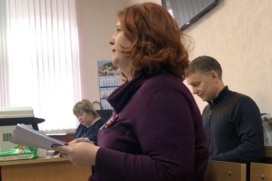 25 марта 2019 года Елене Фахрутдиновой заново предъявили обновленное обвинение в мошенничестве. В уголовном деле сейчас 19 томов доказательств