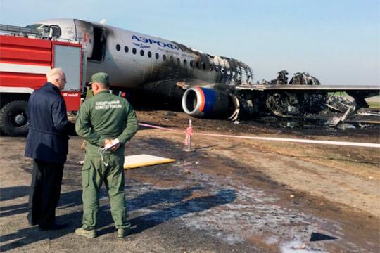 «У «Боингов» что, проблем нет, что ли?»: горящий Sukhoi Superjet унес 41 жизнь