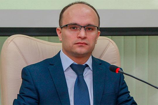 Под домашним арестом находится бывший руководитель центрального Вахитовского филиала ФСС Айдар Юсупов