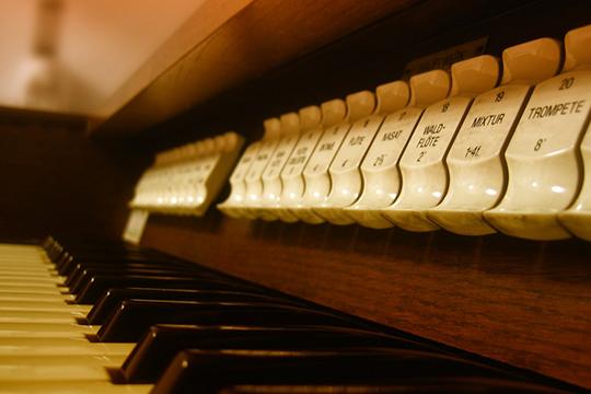 «Музыка соборов мира» оторганиста изВатикана