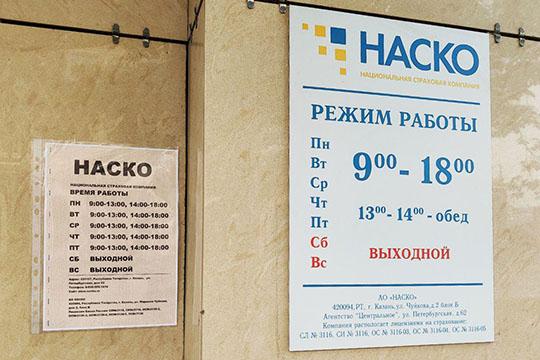 Рептилии покидают офис, или Зачем «НАСКО» устроил перепалку сБанком России?