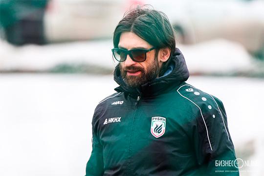 Роман Шароновсейчас тренеруетмолодежный состав«Рубина», логично, что следующим для него шагом станет пост главного тренера клуба
