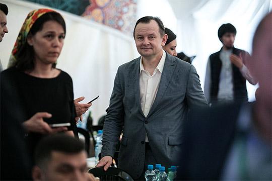 «Новичком» Шатра вэтот день стал бывший министр здравоохранения РТАдель Вафин