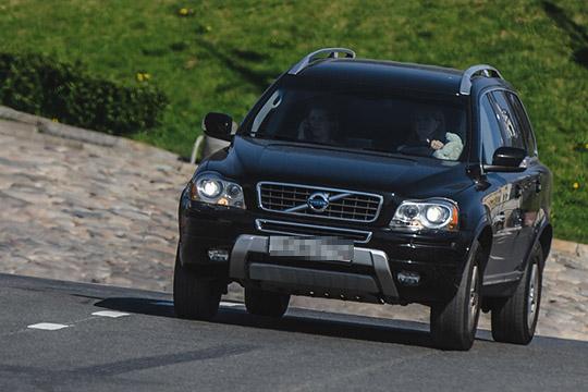 Cпрос наподержанныеVolvoвРТвырос на5 штук до111 авто. ВКазани число регистраций осталось напрошлогоднем уровне— 43 единицы