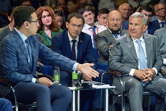 Еще лучше прижился формат Совета по предпринимательству под руководством Минниханова — предприниматели сами находят решение проблемы в рамках рабочих групп, а президенту РТ остается только вынести вердикт