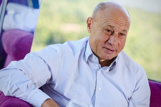 Анатолий Кузнецов:«При любом мероприятии вКазани люди живут в«Корстоне». Мы— гостиная Татарстана»