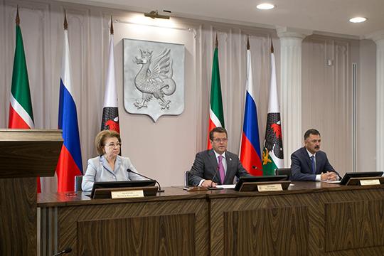 Совещание в исполкоме Казани началось с законодательных изменений, которые затронули и сферу казанского городского хозяйства