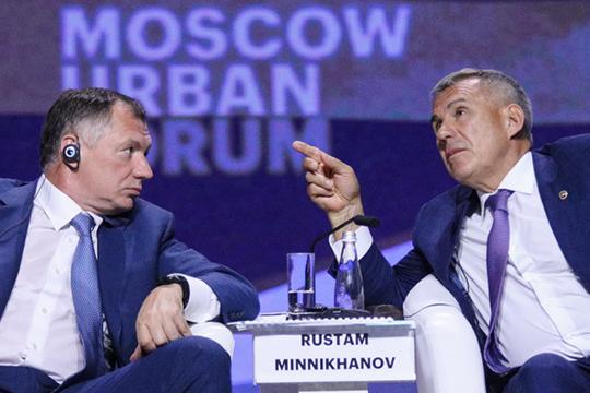 Марат Хуснуллинзаверял, что именно вложения втранспортную инфраструктуру являются ключевым фактором развития Москвы