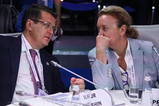 Ильсур Метшин дал старт конкурсу на должность главного архитектора Казани. Татьяна Прокофьева покидает свой пост, который занимала последние десять лет