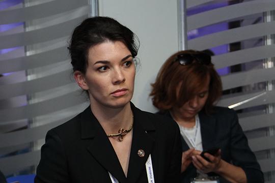 Наталия Фишман-Бекмамбетова, небудучи архитектором, тем неменее влияет напроисходящее вТатарстане
