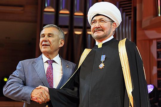«Мусульмане итатары никогда нешли смечом против своего соседа»