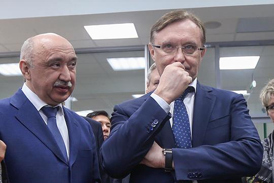 «Время маленьких вузов прошло»: чем Когогин иГафуров перекроют утечку мозгов изЧелнов?