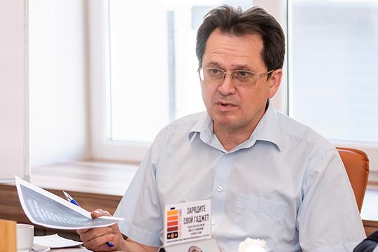 Махмут Ганиев:«Если мы хотим достойно выдерживать конкуренцию, мы должны быть крупным учебным заведением»