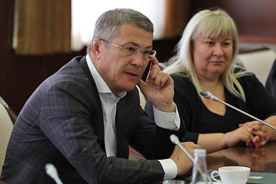 Радий Хабиров: «Мы не на одной поляне, когда говорят: «Убери директора-татарина»