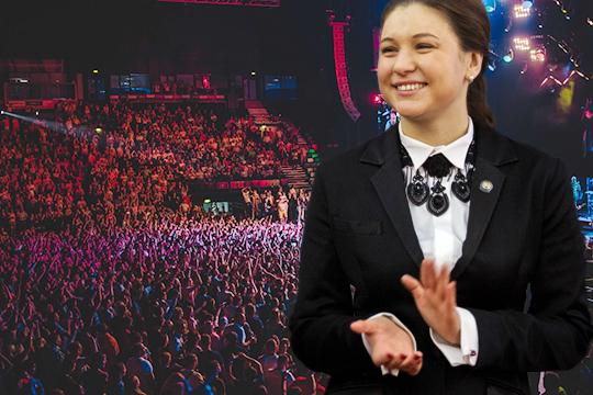 «Усказки должен быть герой»: Талия Минуллинааврально готовит шоу на50 тысяч человек