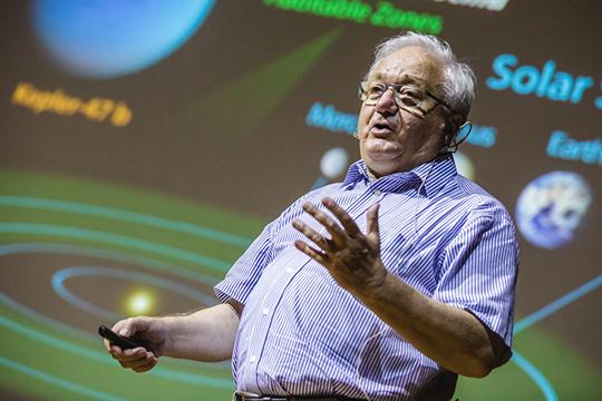 Астрофизик Рашид Сюняевстал лауреатом престижной премии имедали Дирака, которую вручает Институт физики— британское научное общество