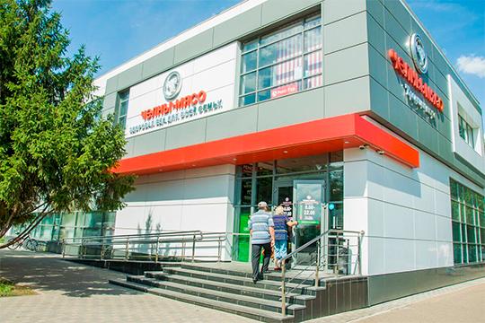 Рано утром совместная группа следователей и оперативников экономического управления МВД по РТ провела обыск в офисе компании «Челны-Мясо»