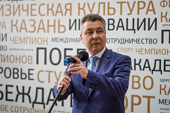 Юсуп Якубов: «Фитнес очень вострабованная сфера. Мы не успели открыть набор, а работодатели выстроились за специалистами в очередь»