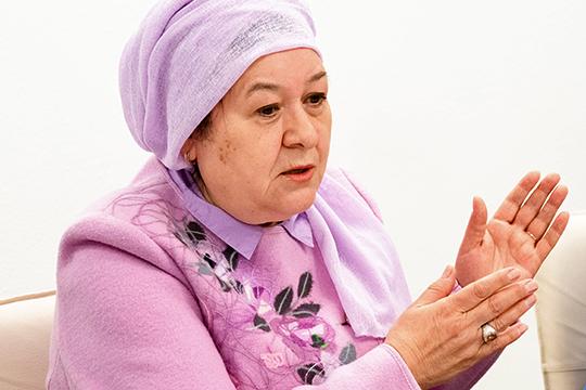 Сурия Усманова считает, что не только общественные организации могут спасти нацию, но и «волки-одиночки», яркие лидеры, трибуны
