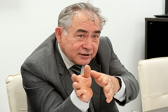 Марат Лотфуллин высказал мнение, что сила татарских общественных организаций в том, что там, более или менее, собран интеллектуальный потенциал народа