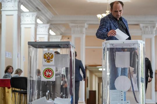 За чистотой выборов депутатов Госсовета РТ в этом году следили около 18 тыс. наблюдателей — по оценке ЦИК РТ, беспрецедентное количество для 2811 избирательных участков