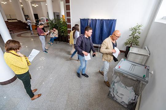Явка на выборах-2019 по Татарстану составила 70,1%, в Казани она оказалась свыше 51%