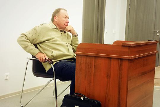 Константин Грибу: «Начисления сделаны пока только на один блок стояков, а поскольку у меня таких блоков три — два санузла и кухня с такими же фильтрами, то получается, я должен УК уже почти 4 млн рублей»