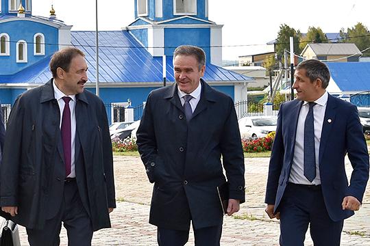 «Президент неошибается скадрами»: как сразу впяти районах Татарстана меняли хуҗалар