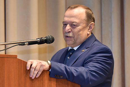Назип Хазипов: «Я снова вернулся к вам. Спецовка в машине, сапоги в машине… Алла бирса, вместе будем красиво работать!»