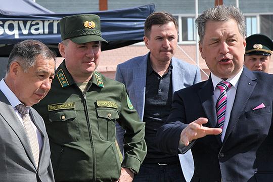 ОтМагдеева доКузюрова: кому досталось 5,6млрд рублей отминлесхоза РТ