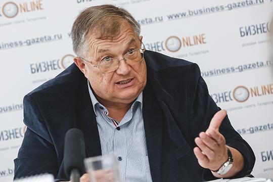 Борис Петров: «Надо еще лет 50 для того, чтобы привести впорядок оборудование НКНХ»