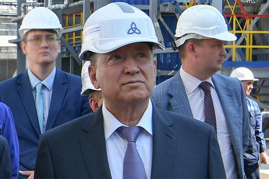«У нас с Бусыгиным была реальная программа по обновлению оборудования на срок с 2013 по 2018 годы. После его ухода, она так и не была реализована в полном объеме»