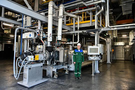 «Ксожалению, если мыбудем говорить обизносе оборудования, тонавсех наших крупных производствах, заисключением ТАНЕКО и«Аммония» срок эксплуатации более 50%»
