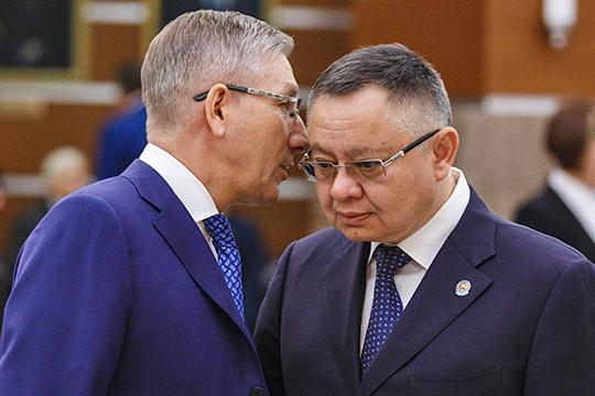Бюджет-2020: рейтинг министров-лоббистов Татарстана