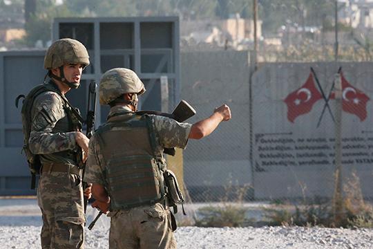 Насегоднязапланировано экстренное заседание Совбеза ООН всвязи свторжением Турции насеверные территории Сирии