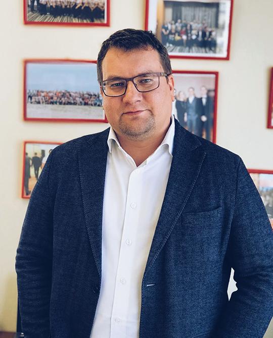 Александр Ципоркин:«Если укомпании все стабильно уже продолжительное время, тоона стопроцентно нуждается впеременах»