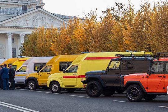 «Набазе «Профи» есть автомобили скорой помощи исоциального назначения, школьный автобус для сельской местности»