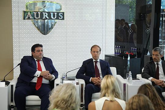 «Я — генеральный директор компании «Аурус». Продажи, маркетинг, продвижение бренда, сервисное обслуживание»
