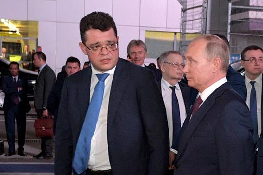 «НАМИ» сегодня возглавляет Сергей Владимирович Гайсин (слева), наверное, один из самых компетентных технических специалистов страны»