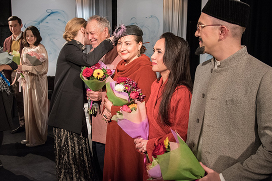 Главреж Камаловского театра оправдал анонс «#молодежныйвторник», сделав самый молодой и смелый спектакль из всей своеобразной трилогии вечера