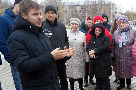 Андрей Железнов-Липец: «Они просто не могут понять, что баня — это не просто баня, это историческое наследие, как и сталинская застройка»