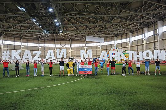 Сейчас в Татарстане есть только один стационарный манеж — рядом с Центральным стадионом. Помимо футбола, там занимаются легкой атлетикой и регби